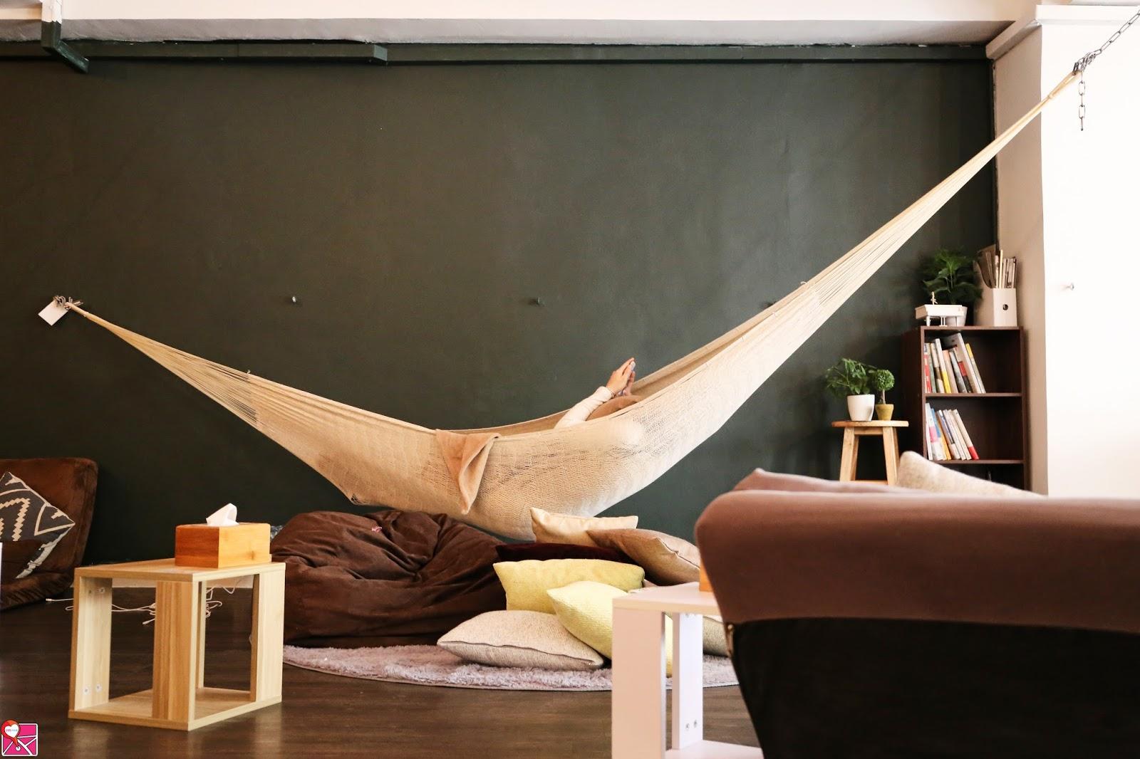 躺室 Chillazy - 搖在吊床上避世 | 拍拖好去處