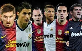 Judi Bola - Pemain Madrid dan Barca Ditakuti Wasit