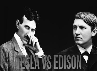 Tesla vs Edison 2