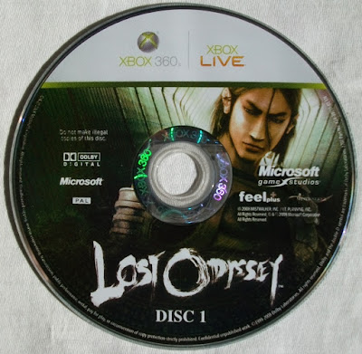 Lost Odyssey - Disco 1