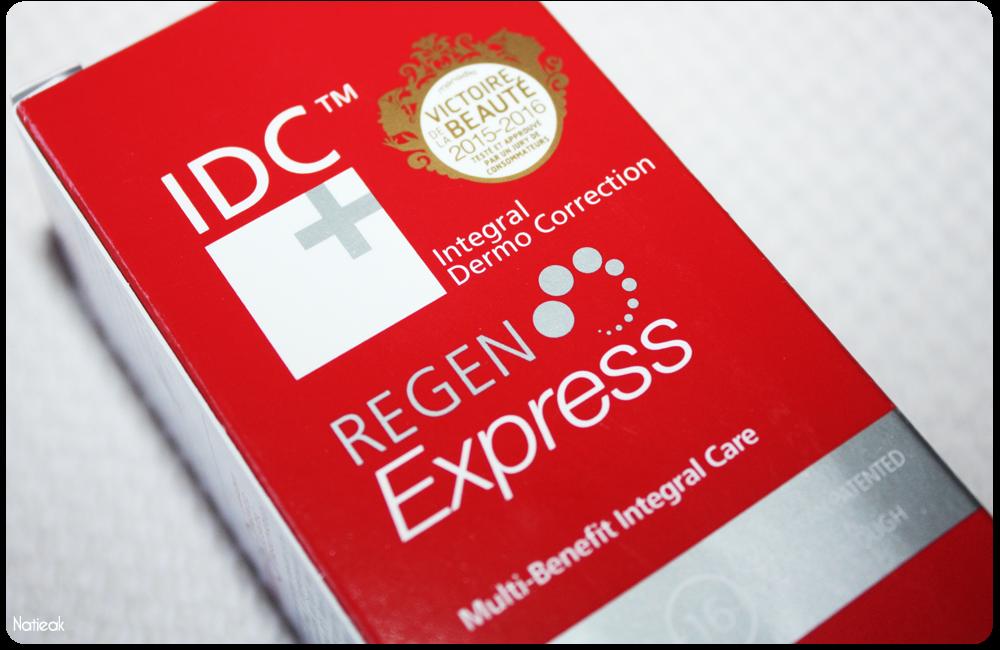 Regen express soin anti âge de IDC