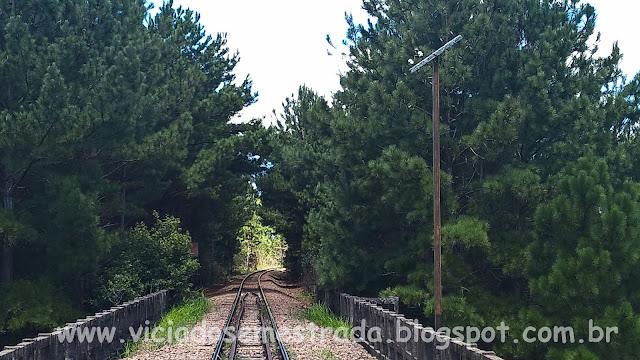 Ferrovia do Trigo, Marau, RS