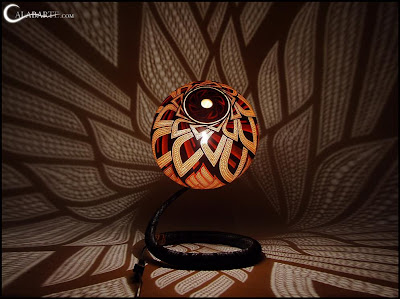 Creative and Cool Gourd Lamps (14) 4