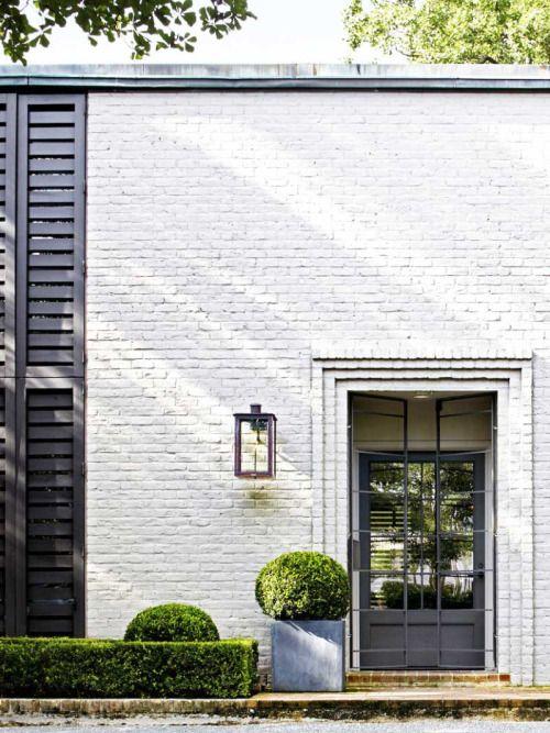 50 Inspirasi Dinding Batu Bata Apa Adanya Tapi Elegan Rumahku Unik