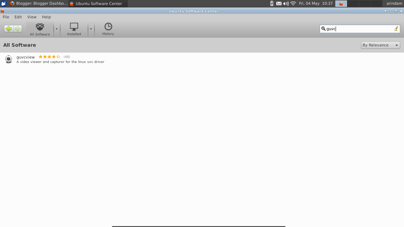 Logitech Software Linux