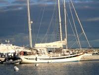 Virgin Islands sailing Crystal Clear yacht