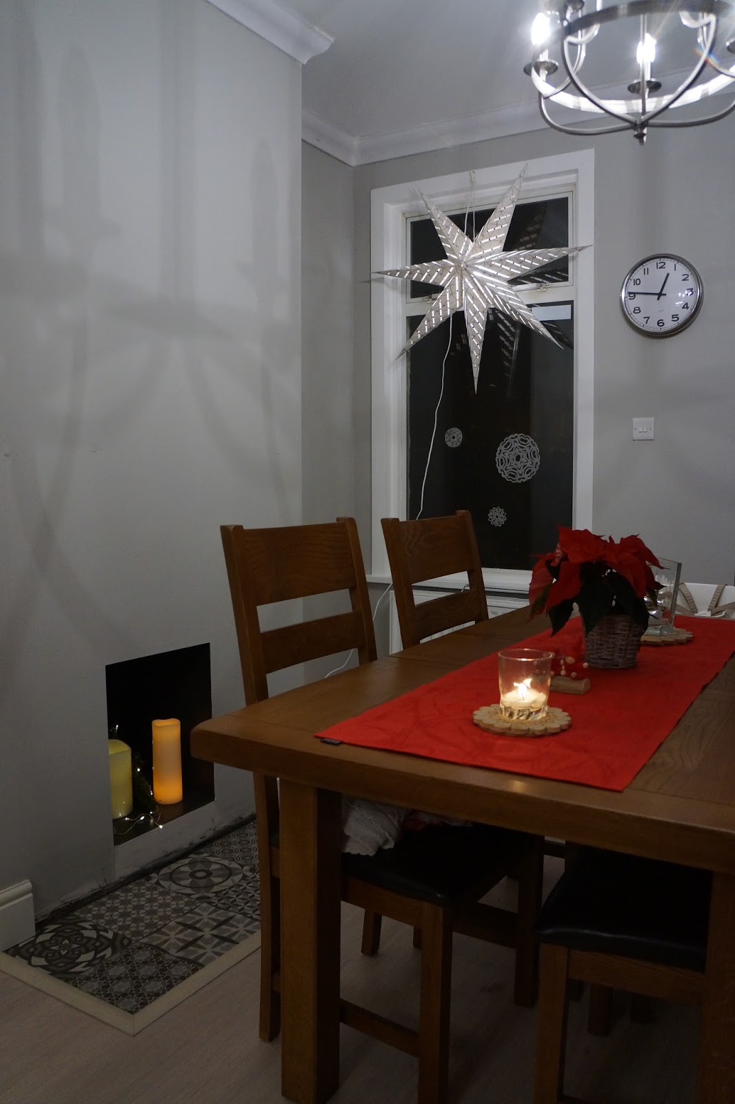 scandinavian finnish christmas home decor