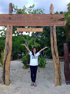 Cebu Team Building Facilitator Tiffany Manabat