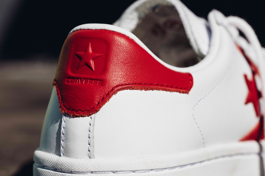 CONVERSE CONS PRO LEATHER SNEAKERS