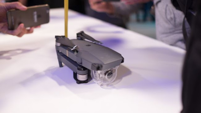 Dji Mavic Pro is ane of the best drones inwards  Dji Mavic Pro Camera Review - The best Camera Drone