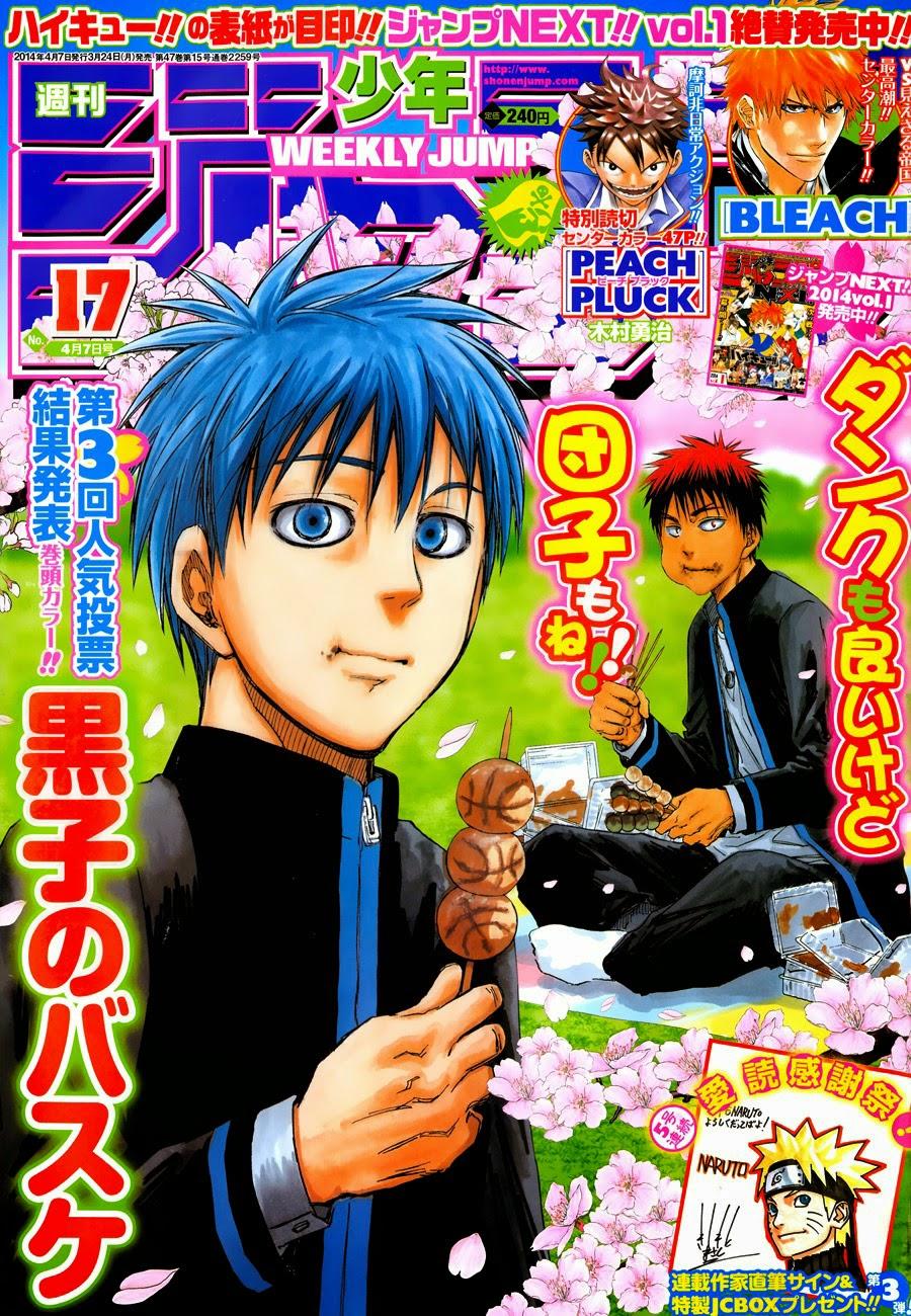 Kuroko No Basket chap 254 trang 2