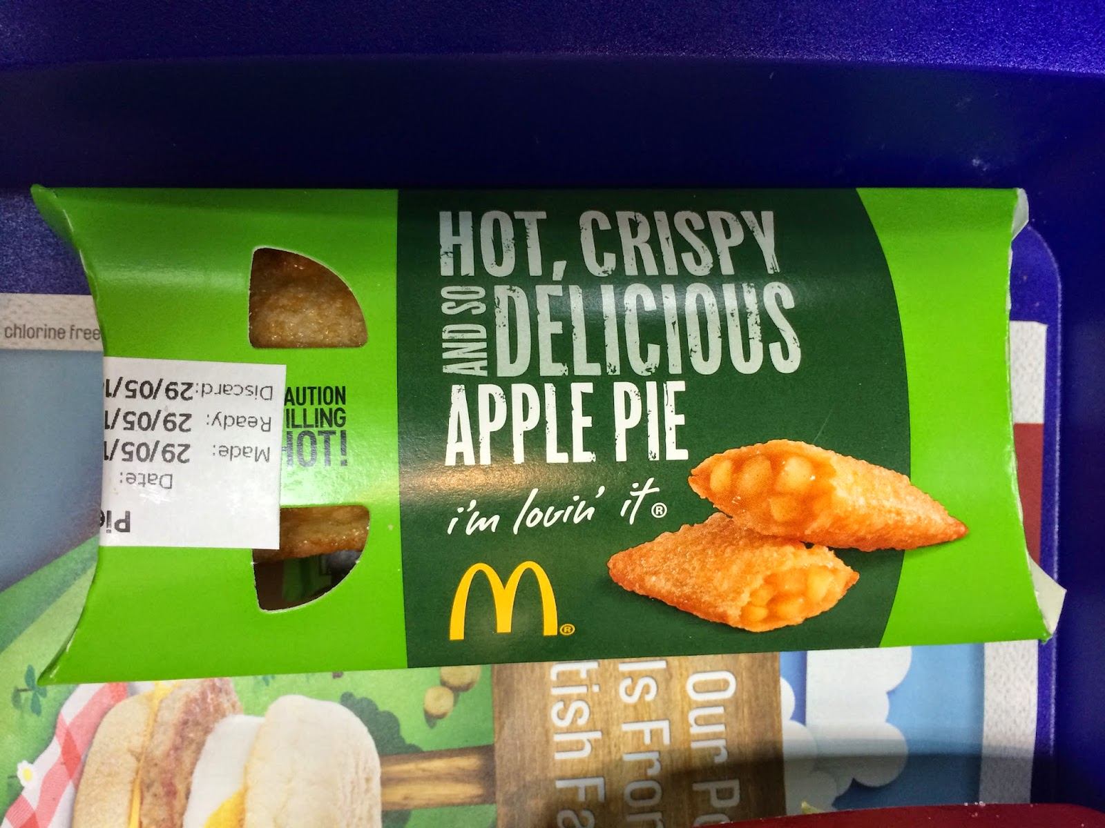 Mc Donald's Apple Pie