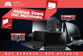 Rental Laptop,Komputer,Proyektor,TV Plasma,Printer di Surabaya,Jakarta,Malang Dll