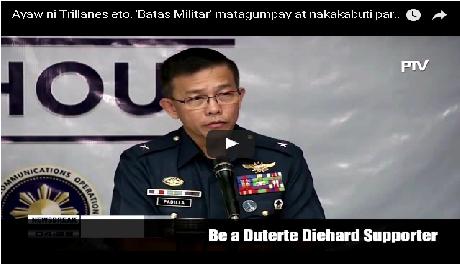 2rPEYqI Ayaw ni Trillanes eto! 'Batas Militar' matagumpay at nakakabuti para 'KAIWALI-AN' MApigilan!WATCH!