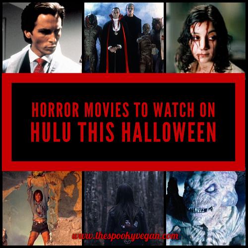 scary movies to watch on hulu