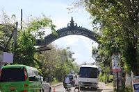 Gate wisata air Bali tanjung Benoa