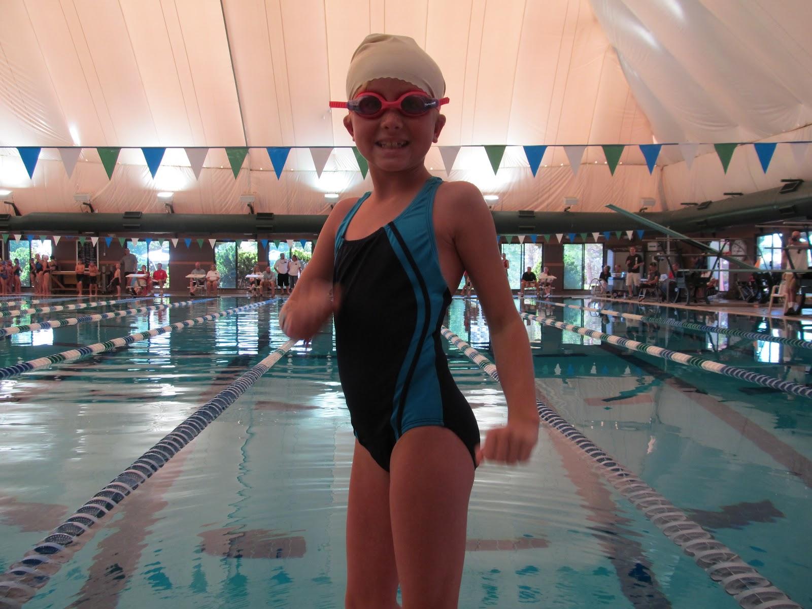 turn up the heat swim meet photo