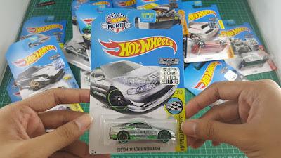 Hot Wheels Zamac Edition Custom '01 Acura Integra GSR