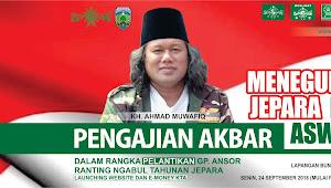 10 Ribu Jamaah Gus Muwafiq Bakal Padati Lapangan Ngabul Jepara