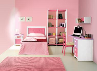 Decora El Hogar Modernos Dormitorios Juveniles Femeninos - Decoracion-dormitorios-juveniles-femeninos