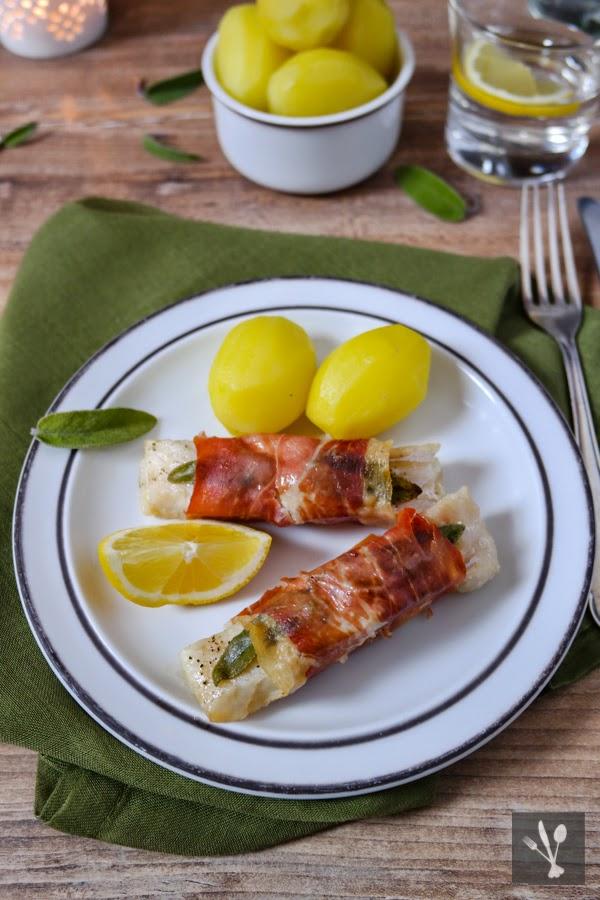 Saltimbocca Fisch