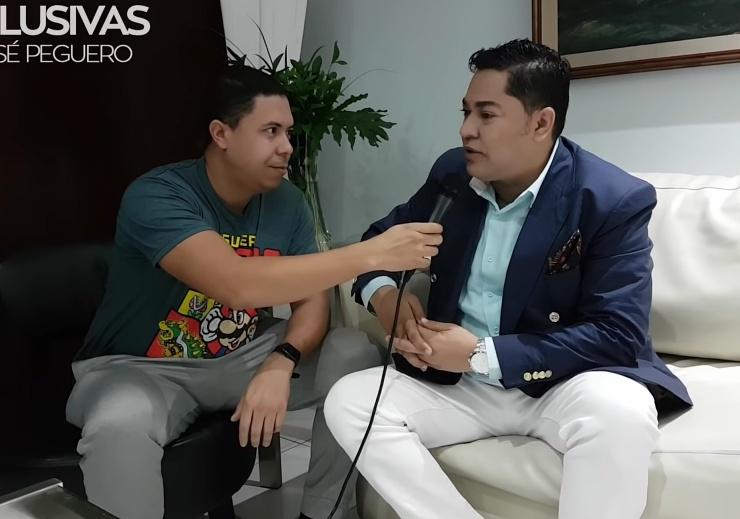 Video: El Pachá pide a Leonel Fernández retirarse de la contienda electoral