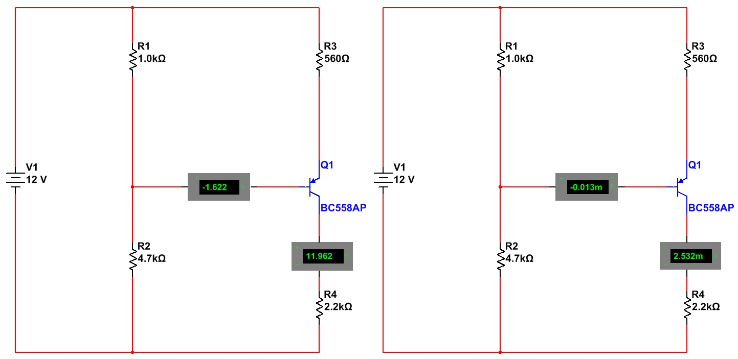 Pnp Switch Schematic Best Secret Wiring Diagram Npn Transistor Get Free Image About Circuit Design