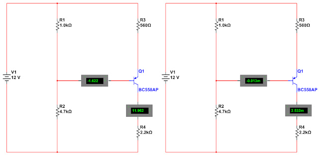 The Answer is 42!!: How do you use PNP transistors