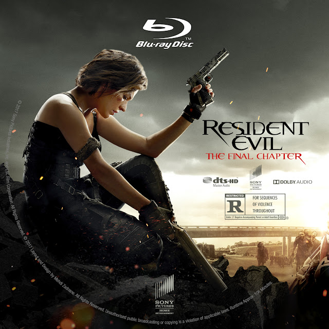 Label Bluray Resident Evil The Final Chapter
