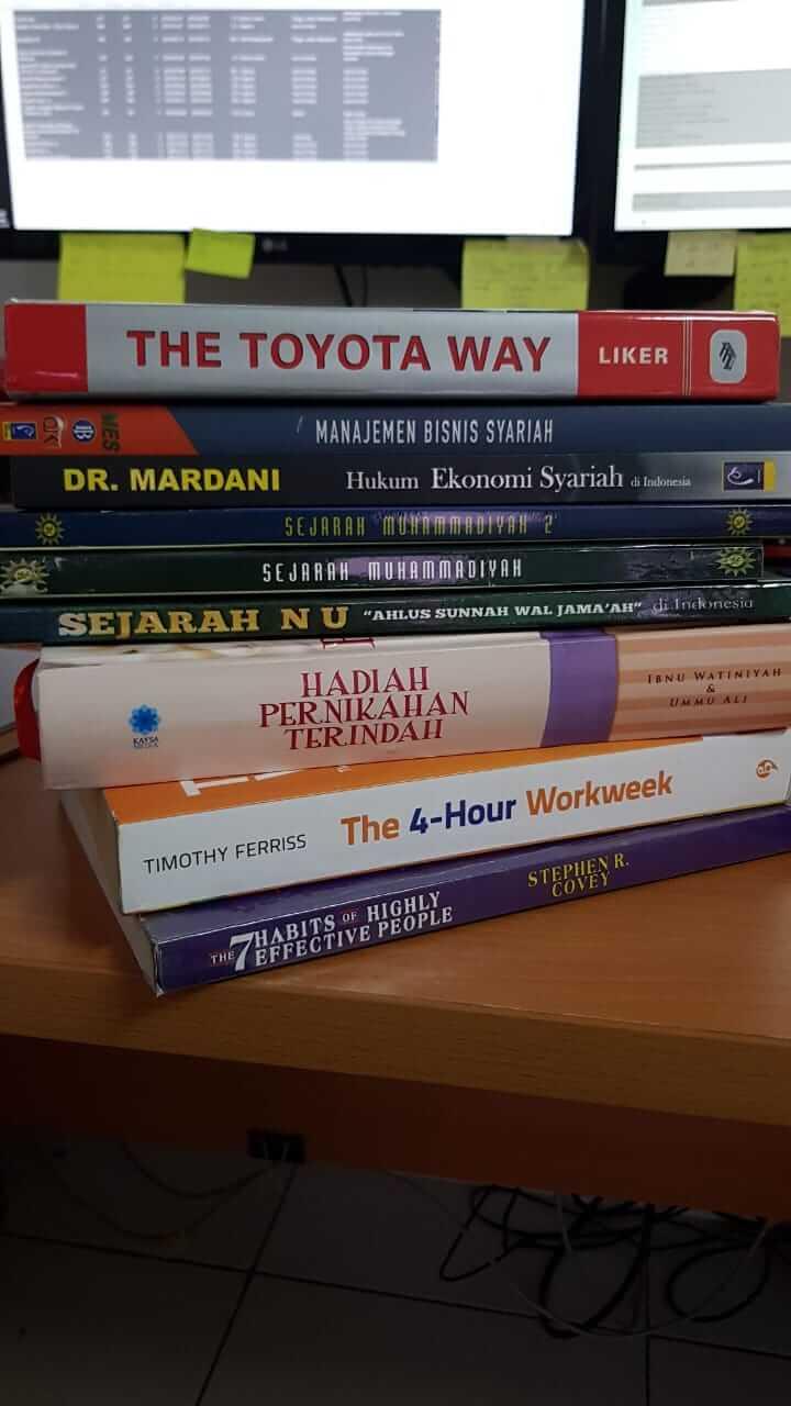Toyota Way dan yang lainnya