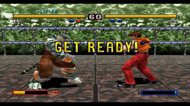 Bloody Roar 2 screenshot 2