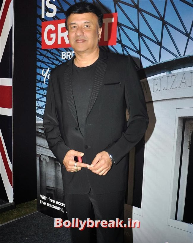 Anu Malik, Kangana Ranaut, Others at Bollywood in Britain App Launch