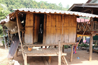The Karen Hill Tribe Village