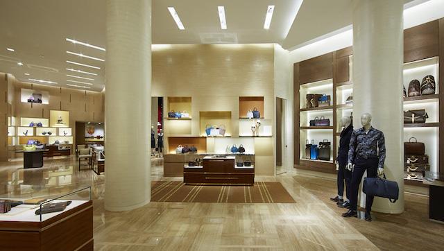 Luis Vuitton em Barcelona