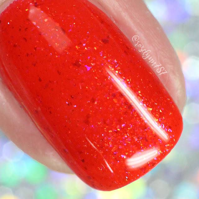 Night Owl Lacquer - Glowing Embers