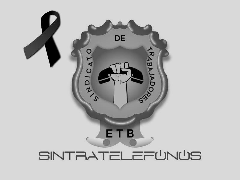 Sintratelefonos lamenta el fallecimiento del señor padre de nuestro compañero William Sánchez Villamil