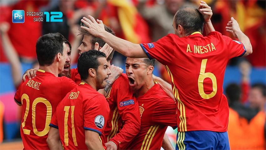 Prediksi Skor Albania vs Spanyol 10 Oktober 2016