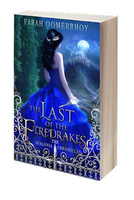 Last of the Firedrakes - #Review and a #Recipe -- #MondayBlogs