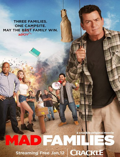 Ver Mad Families (2017) Online