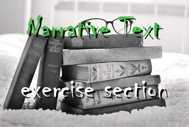 DBI | Latihan Ulangan Narrative Text