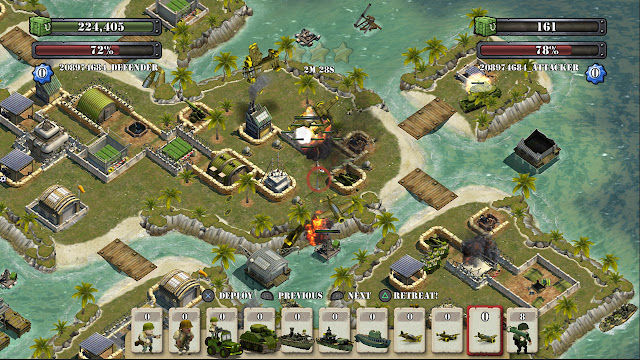 Battle Islands v2.3.4 Apk Mod [Dinero]