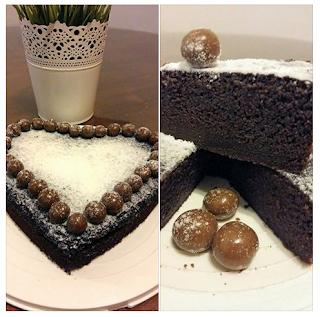 Kek Coklat Kukus Sukatan Cawan Simple