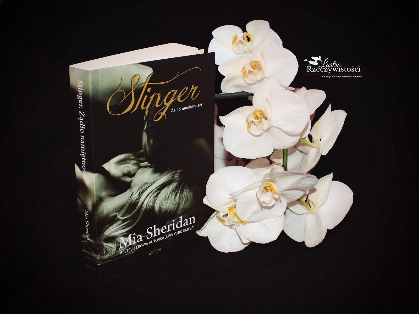 Stinger – Mia Sheridan. Jak napisać bestseller?