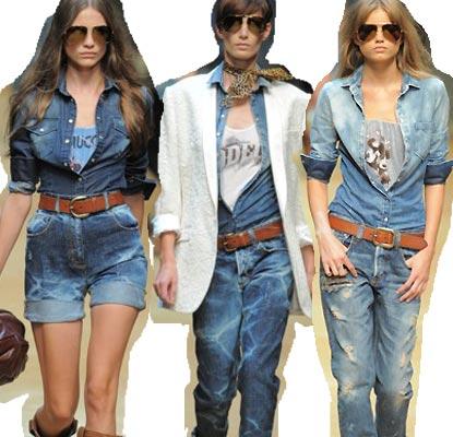 Jeans – Tendência 2012