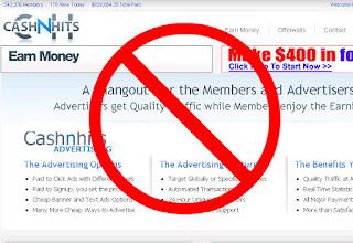 CashnHits - kłopoty z wypłacalnością, blokada wypłat?