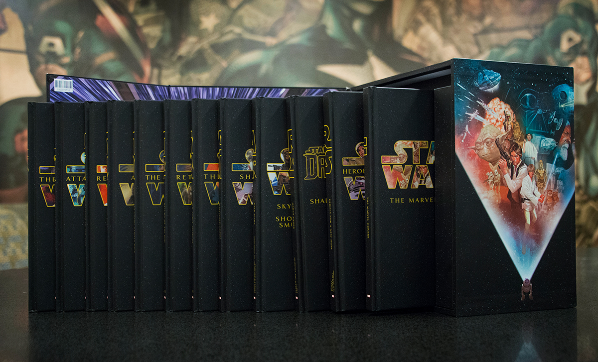 marvel star wars slipcase