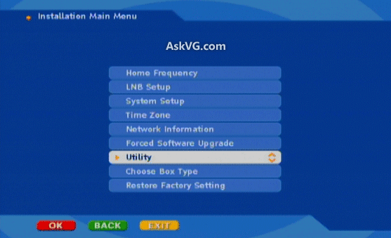 Starmax X20 Software