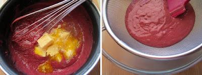 Tartaletas de naranja y frambuesa (Siempredulces) - Elaboración Paso 8