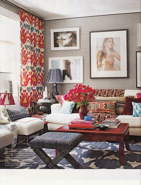 Rosa Beltran Design 3 Rules For Mixing Prints And