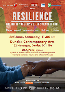 Resilience Documentary Film Poster